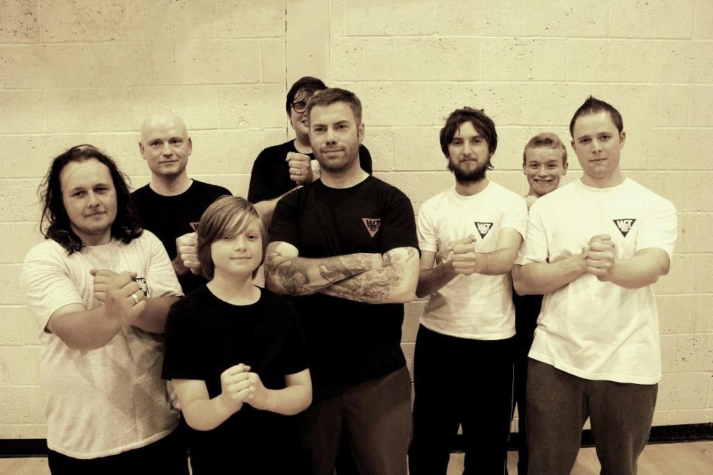 Ashford Martial Arts - Kevin Page