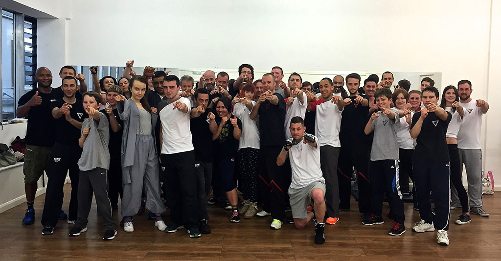 Bromley Martial Art ---Sifu-Warren